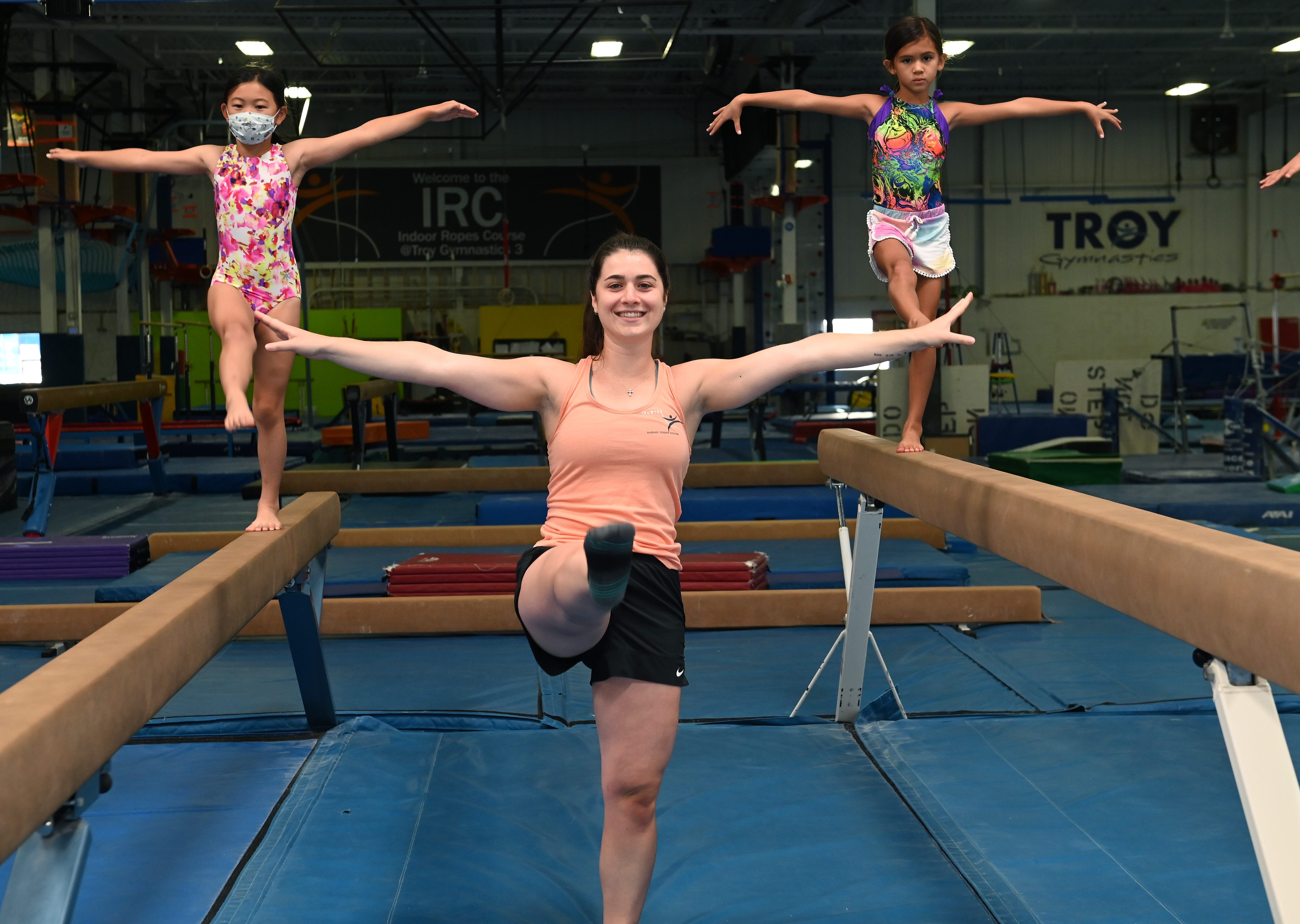 After shutdowns and scandal, Olympics symbolize new chapter for Michigan gymnastics