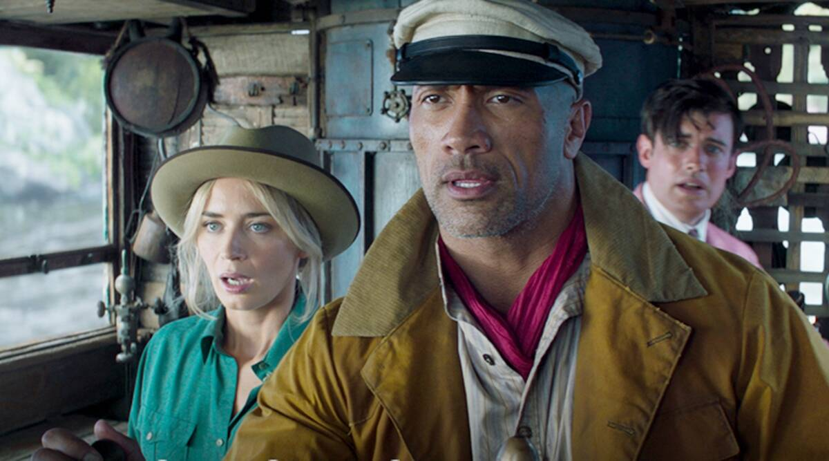 Review: A rocky 'Jungle Cruise' for Emily Blunt, Dwayne Johnson