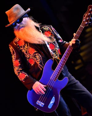 ZZ Top bassist Dusty Hill died Wednesday, July 28.