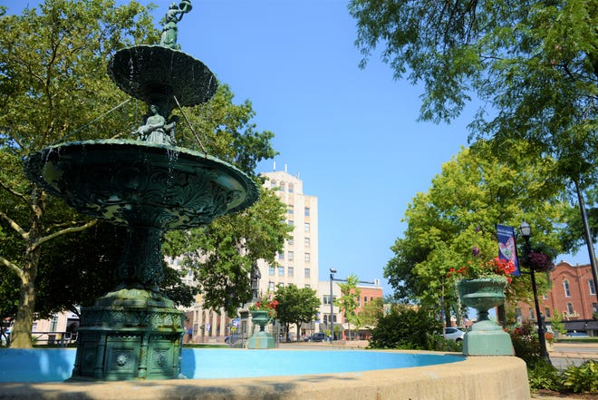 If approved by council, Central Park will become one of the first places in downtown Mansfield that will have free, public WiFi.