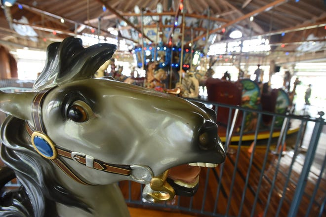 The Richland Carrousel Park turns 30 years old in August.