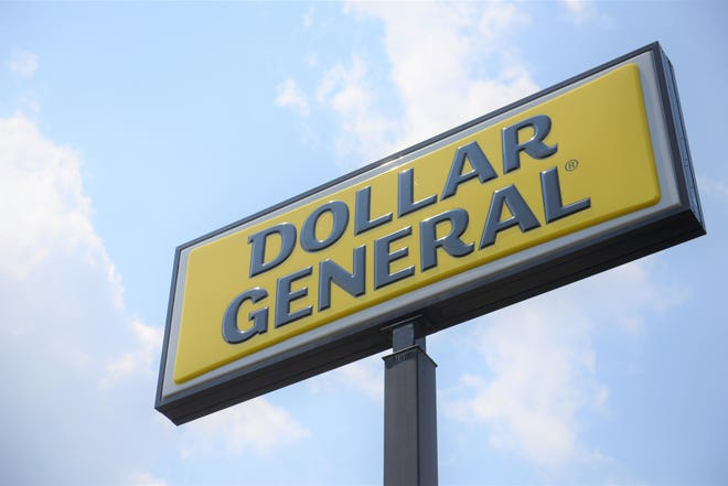 There are 14 Dollar General stores within a 10-mile radius of downtown Mansfield.