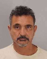 Gabriel Ramirez, 53, of Coachella, was named as a suspect in the death of Jimmy Meza, 46,  of Coachella. Riverside County Sheriff's Department officials said Ramirez was arrested with a machete.
