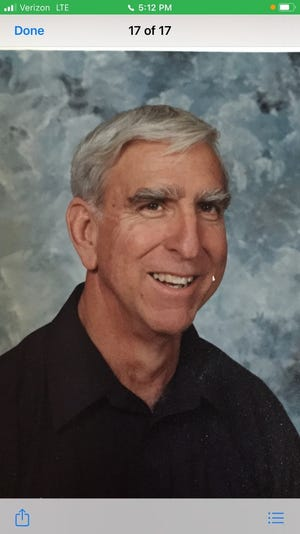 Former St. Johns wrestling coach Bill Bell will receive a Lifetime Achievement Award by the National Wrestling Hall of Fame. Photo courtesy of Marcus Bell