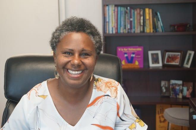 Kendra Jones is the Director of Equity and Diversity for Waynesboro Schools.