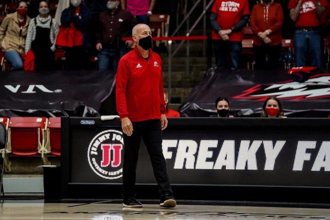 Former Southern Utah head coach Pete Hoyer.