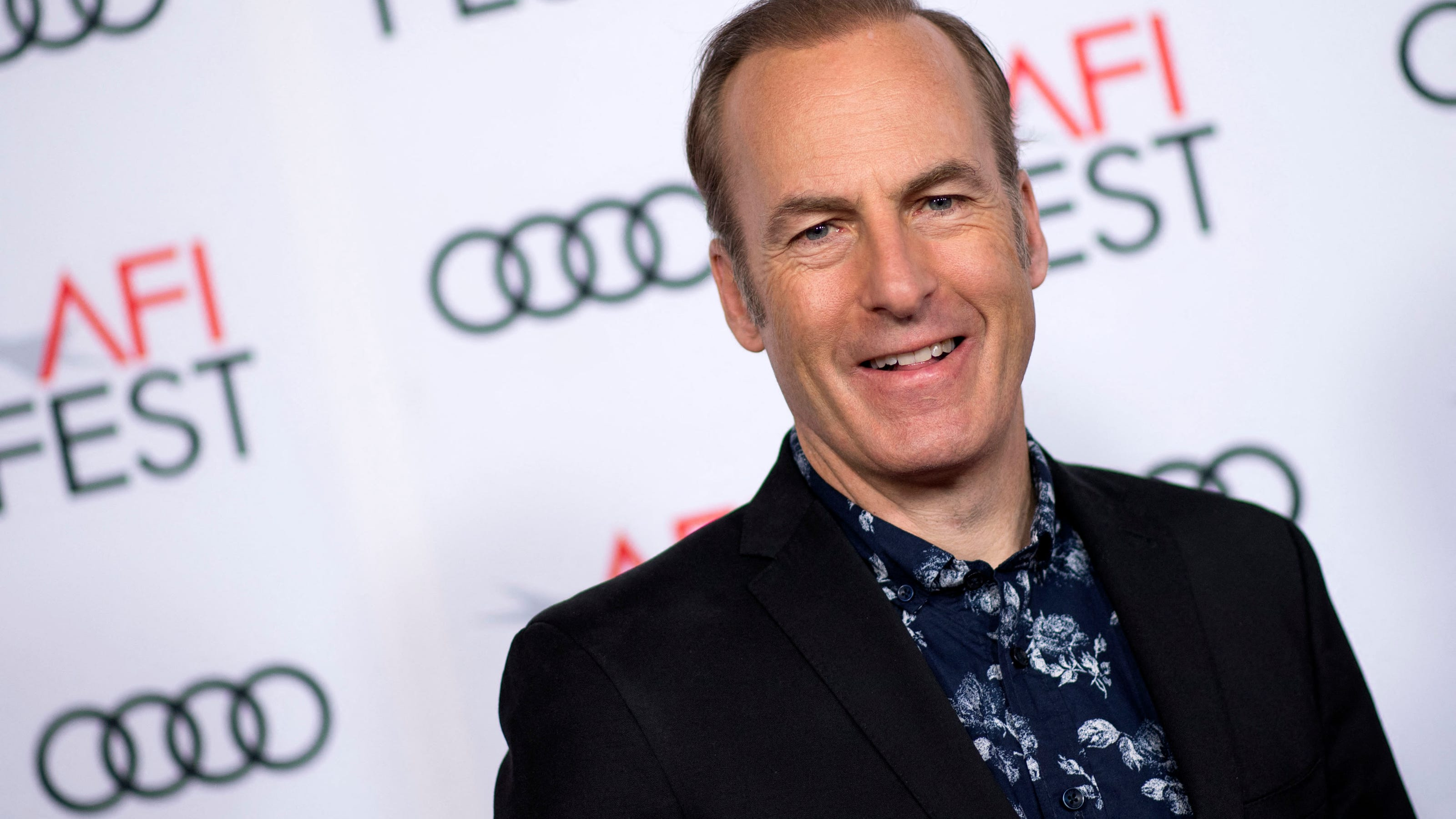 Bob Odenkirk says he's OK after suffering a 'small heart attack' on 'Better Call Saul' set