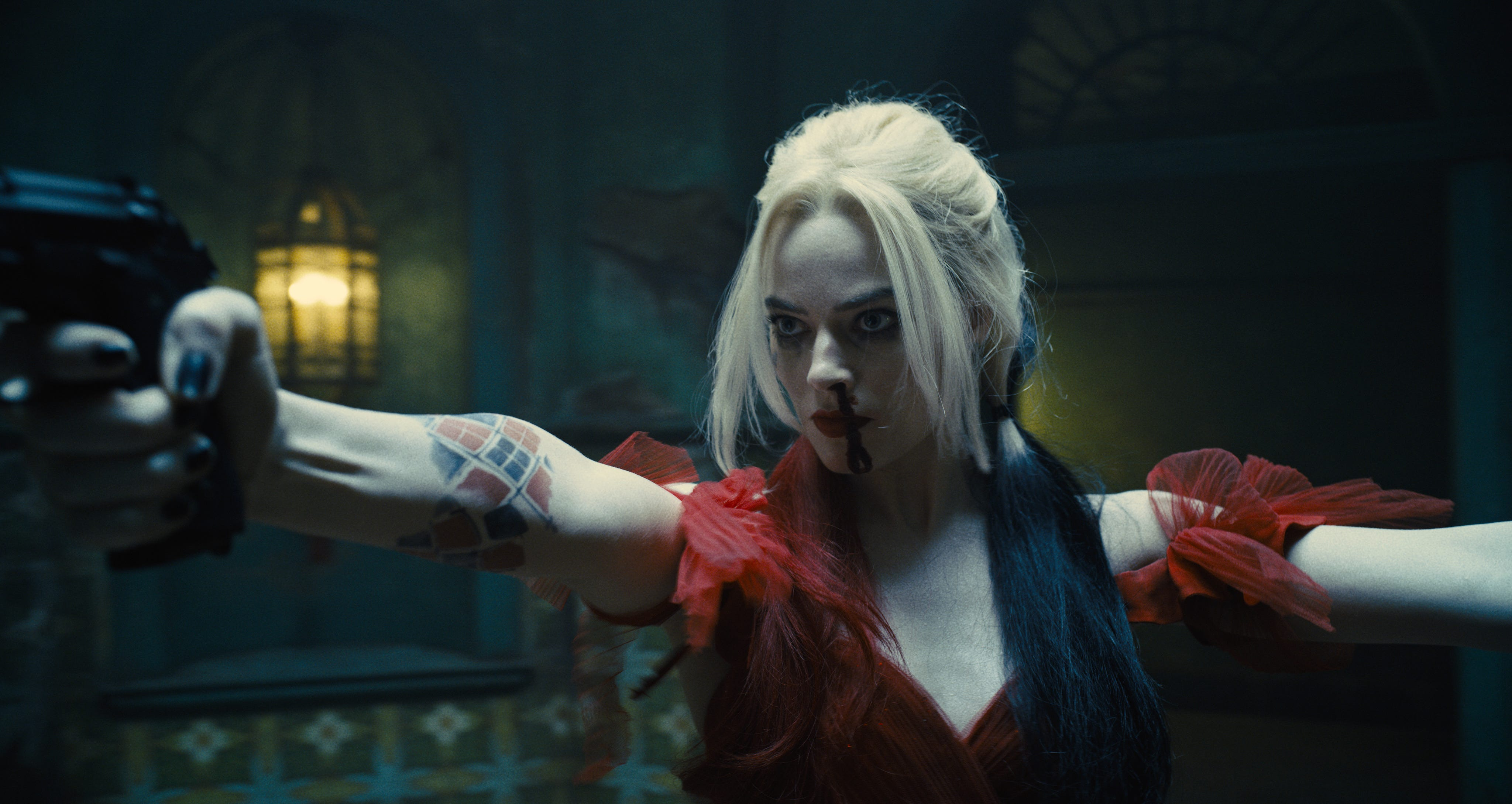 Several big things are different about Harley Quinn in  The Suicide Squad  (including her love life)