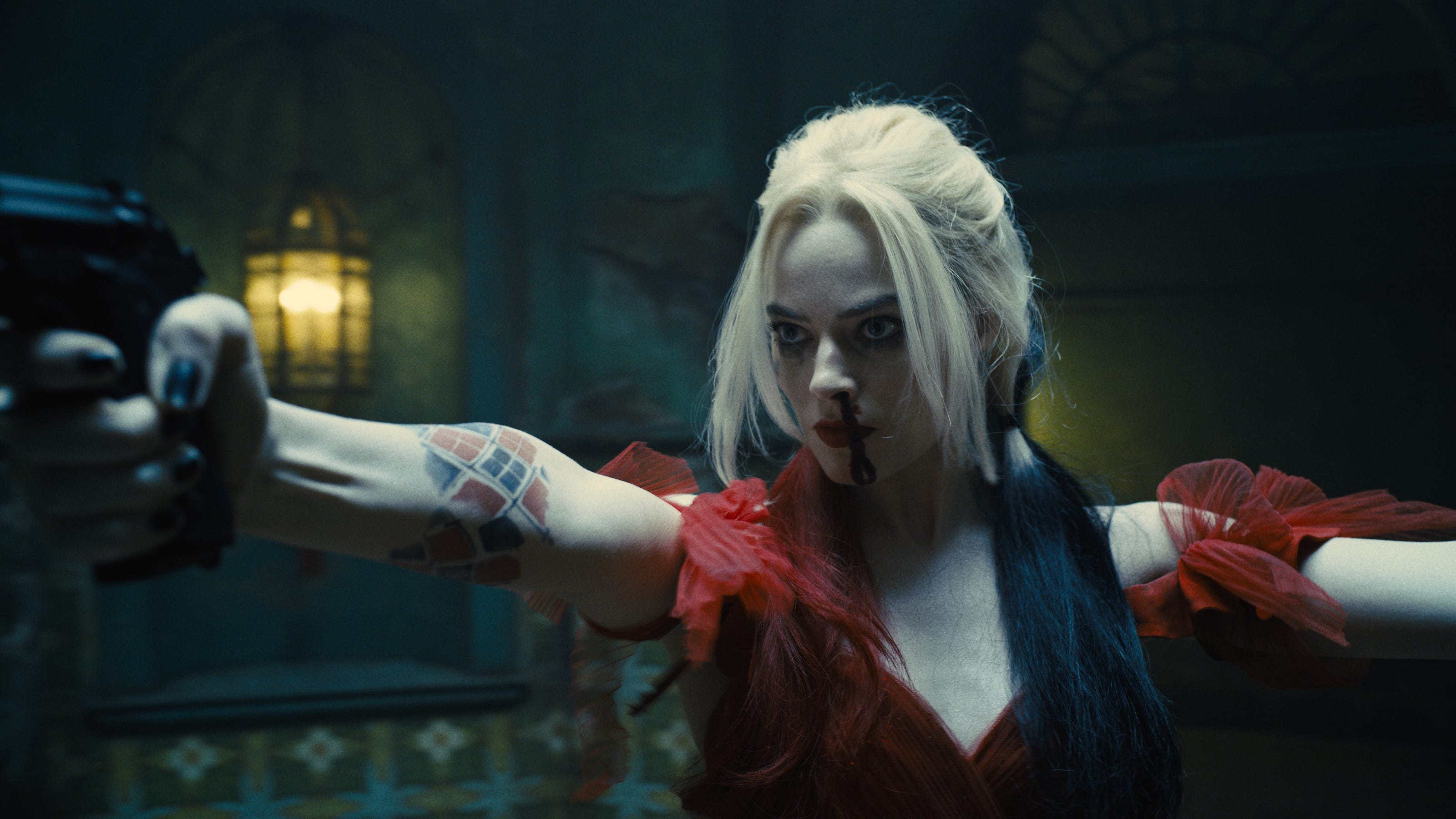 The Suicide Squad: Margot Robbie's Harley Quinn is dating again