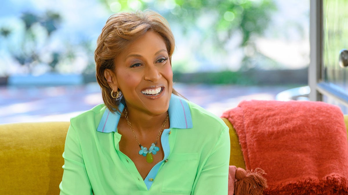 'Turning the Tables' on Robin Roberts: Why new series was 'extremely challenging' for 'GMA' host