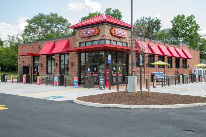The Sheetz in Swiftwater is opening Thursday.