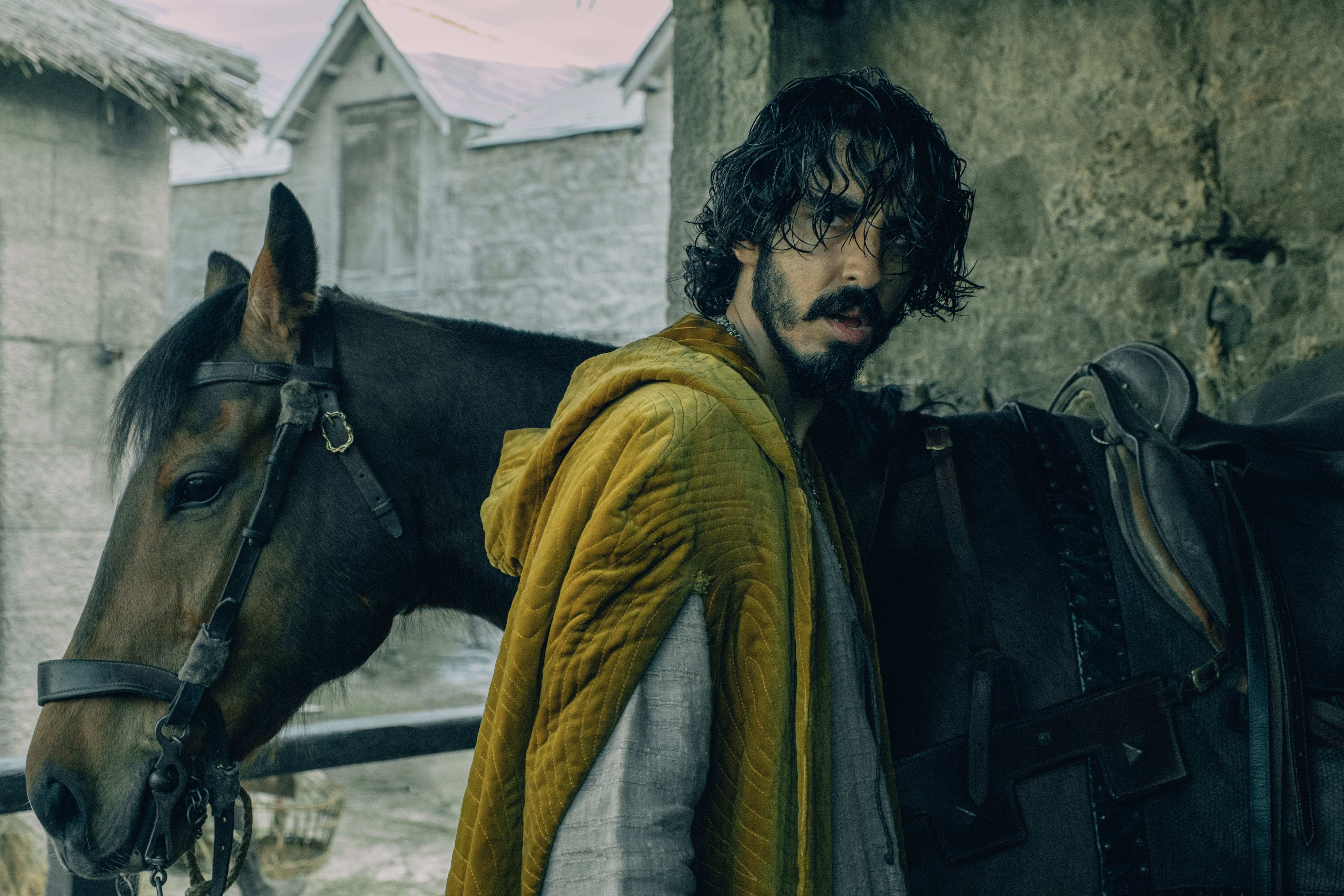 He s incredibly sexy :  Green Knight  director wants to make you swoon with Dev Patel epic