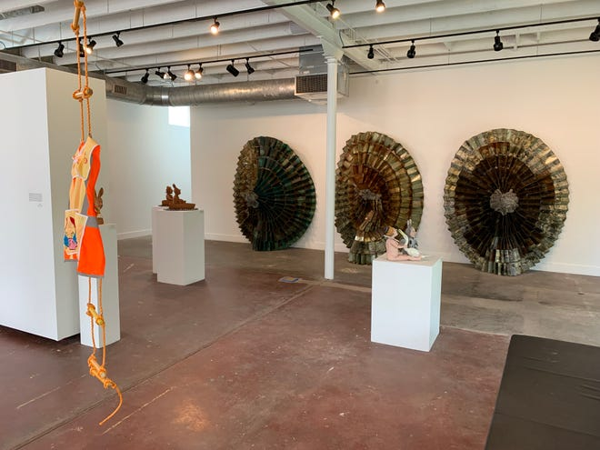"""The opening show at Women & Their Work's new gallery at 1311 E. Cesar Chavez St. is """"We Know Who We Are. We Know What We Want."""""""