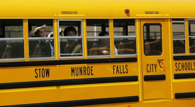 The Stow-Munroe Falls school district will have a mask mandate beginning Sept. 7 for all K-12 students and staff in all school buildings, as well as on school buses.