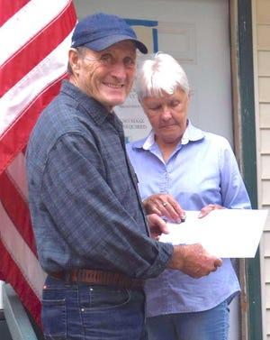 Friendship House volunteer Shirley Dean received the Gold President's Volunteer Service Award.