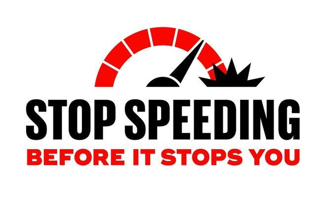 Stop speeding