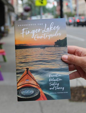 The new travel guide, published by the Yates County Chamber of Commerce, is available at the chamber's Visitors Center on Route 14A south of Penn Yan, and at The Chronicle-Express' porch at 138 Main St. in Penn Yan.