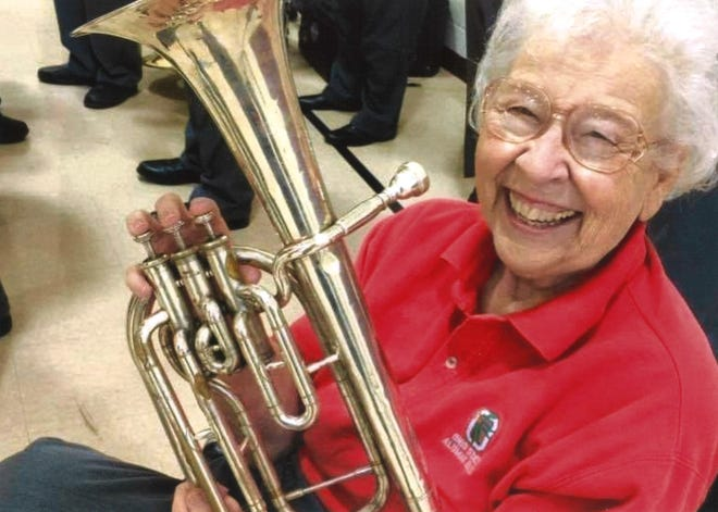 """Janet Bez Ebert, a 1953 graduate of Bexley High School, has written a book about the members of her class, """"The Beat Goes on for the Best Class Ever."""" The Bexley Education Foundation will hold a book launch at 11 a.m. Aug. 3 in the main lobby of the high school."""
