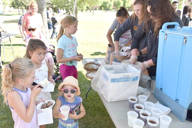 The Ice-Cream Social will be held at UMN Crookston Aug. 18.