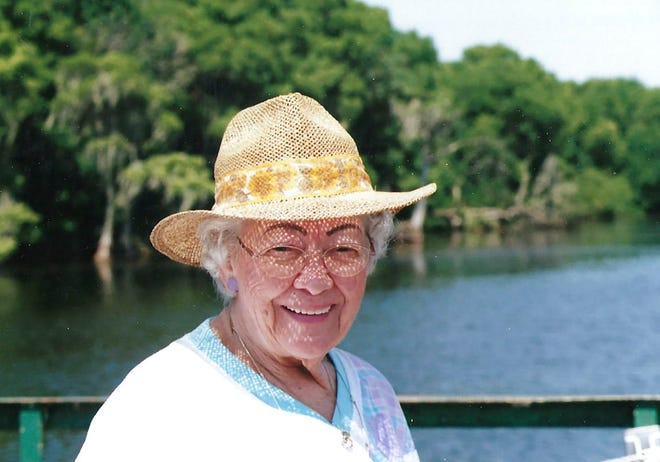 Jewell Thompson has led a good life full of volunteering and will celebrate her 100th birthday on July 30.