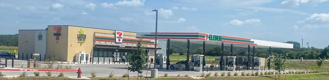 The new 7-Eleven, which is also the home of Laredo Tacos, located at the corner of SH 144 and Highway 67, was originally set to open on Thursday, July 29, but according to a Facebook post, computer issues pushed the opening back to this coming Monday, and the grand opening will be Tuesday. Willie Keaton is the general manager, and Cheyenne Marie Collins, Belinda Knox, BeeJay Know and Josh Maijala are the assistant store leads, and John Edmundson is the kitchen manager.