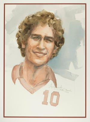 Indiana soccer standout Armando Betancourt was inducted into the IU Athletics Hall of Fame in 1992. The Hoosier legend died on Wednesday at the age of 63 in Honduras.