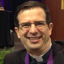 The Rev. Matt Seddon