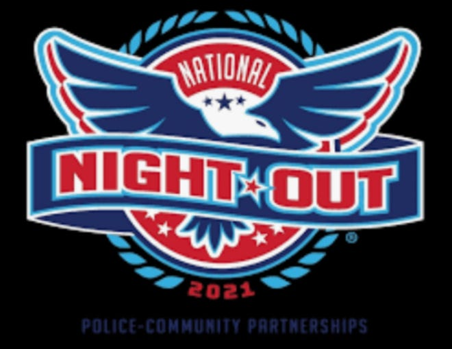This year, National Night Out will be observed on Tuesday, Aug. 3.