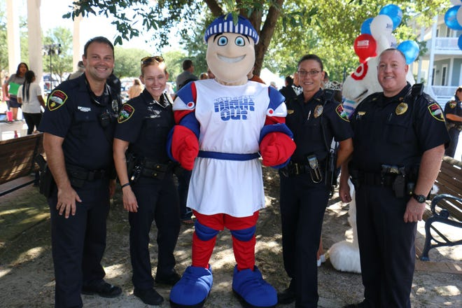 Jacksonville's National Night Out