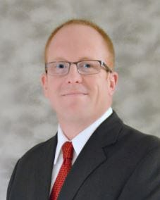Andy Schroeder is a Stephenson County Board member in District G