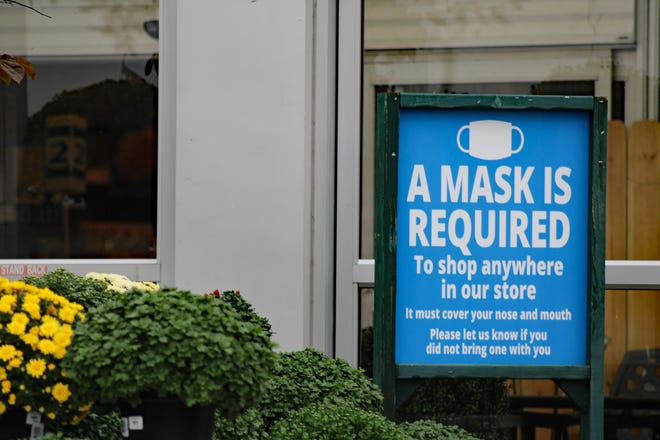 Some community colleges at the Lake area updating their COVID-related policies which include the use of masks in the classroom.