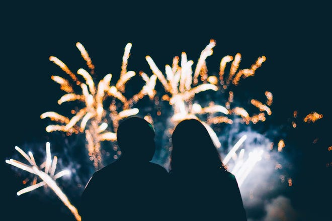 A fireworks show will take place this year at the Monroe County Fair.