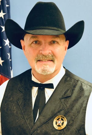 Canadian County Sheriff Chris West