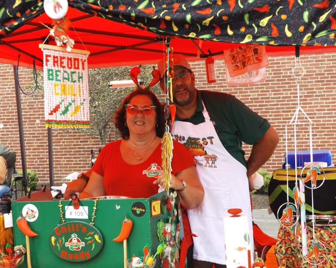 The Wells Chamber of Commerce will be hosting its 20th Annual Chili-Fest on Saturday, Aug. 28.