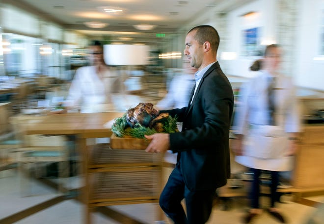 Florie's restaurant at the Four Seasons Palm Beach resort is taking part in the whirlwind of local dining-deal promotions this summer. Florie's is the resort's signature restaurant by world-acclaimed chef Mauro Colagreco.