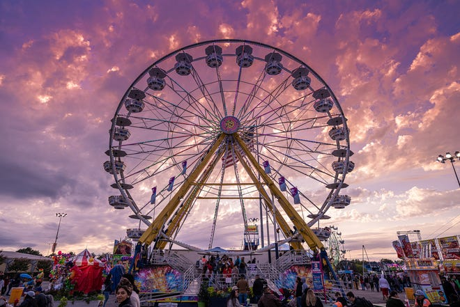 The state's two biggest fairs of the year are returning to the calendar after a hiatus in 2020.