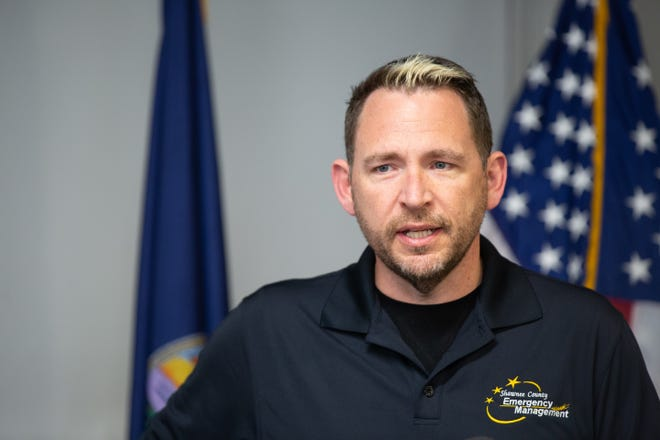 Shawnee County's COVID-19 incident command team was supposed to expire on Aug. 1, but it will remain in place.