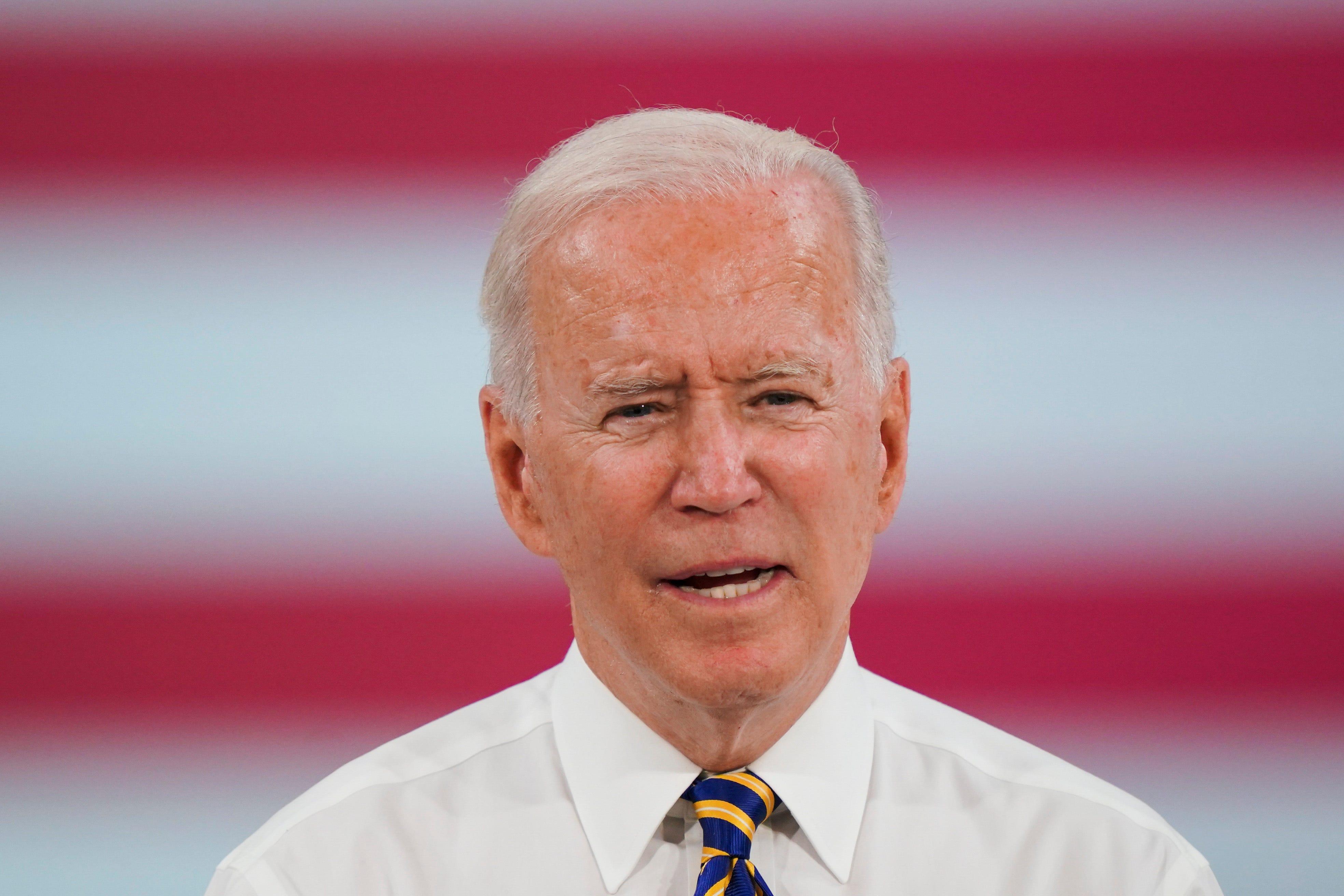 Biden to allow eviction moratorium to expire Saturday 1