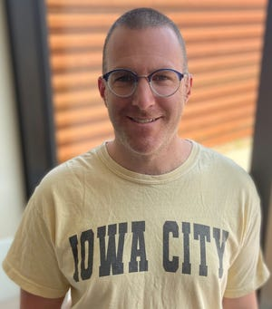 Joachim Seelos, 36, is the new Iowa City Police Department mental health liaison. He will start working with the department at the end of August 2021.