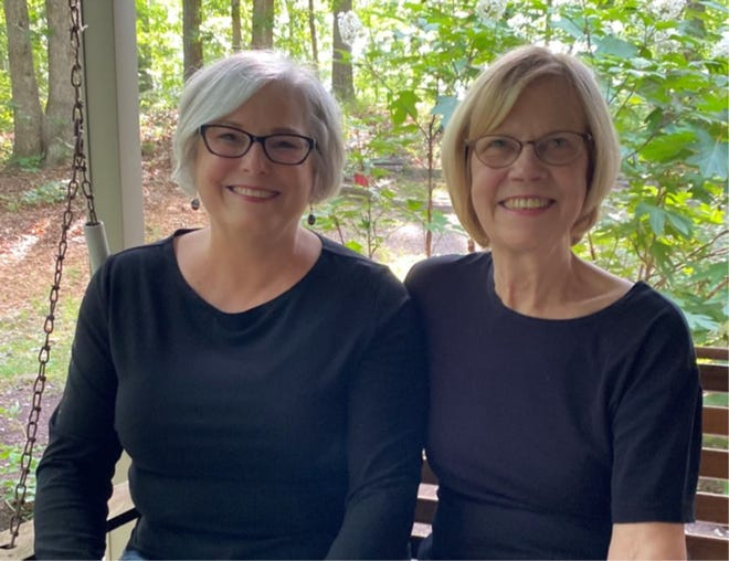 Judith Egerton and Linda Stahl both grew exploring nature and creating art. They now combine their life long passions into an art exhibit at Janice Mason Art Museum called 'Inspiration from Nature'