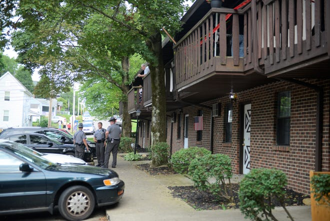 Mansfield police responded to an apartment complex on Wood Street July 29 for a disturbance.