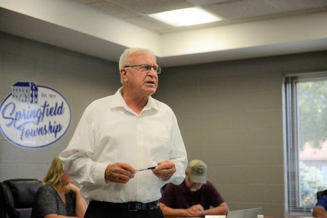 Bill Kramer was hired by the Springfield Township board of trustees to get to the bottom of what's causing morale issues within the township's fire department.