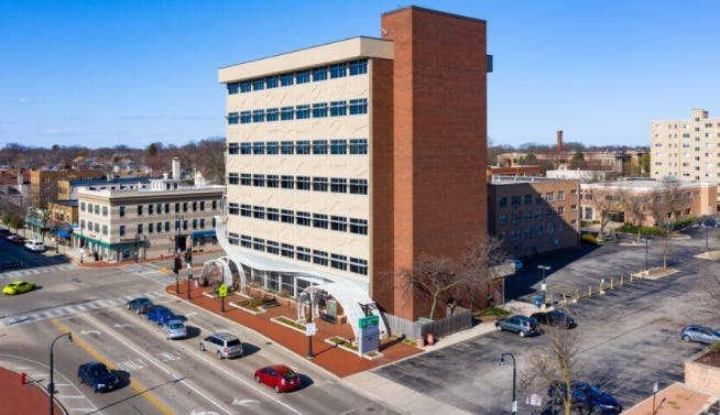 One of Shorewood's largest commercial buildings has been sold and will undergo renovations.