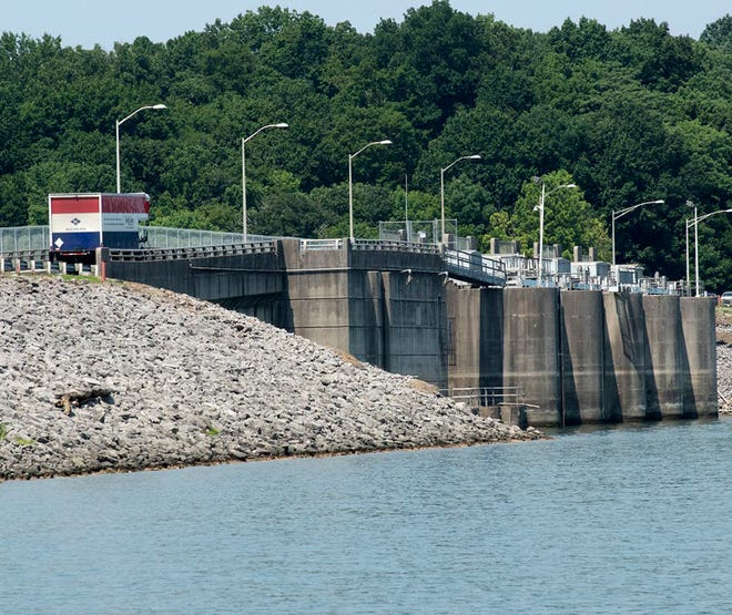 Part of Bell Road over J. Percy Priest Dam will close on Aug. 6 for a bridge inspection, officials announced.