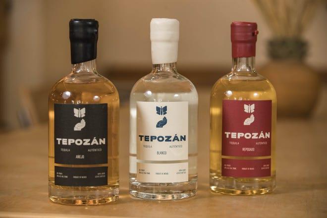 Tepozán Tequila es fotografiado en Spirit Winds en Las Cruces el miércoles 28 de julio de 2021.