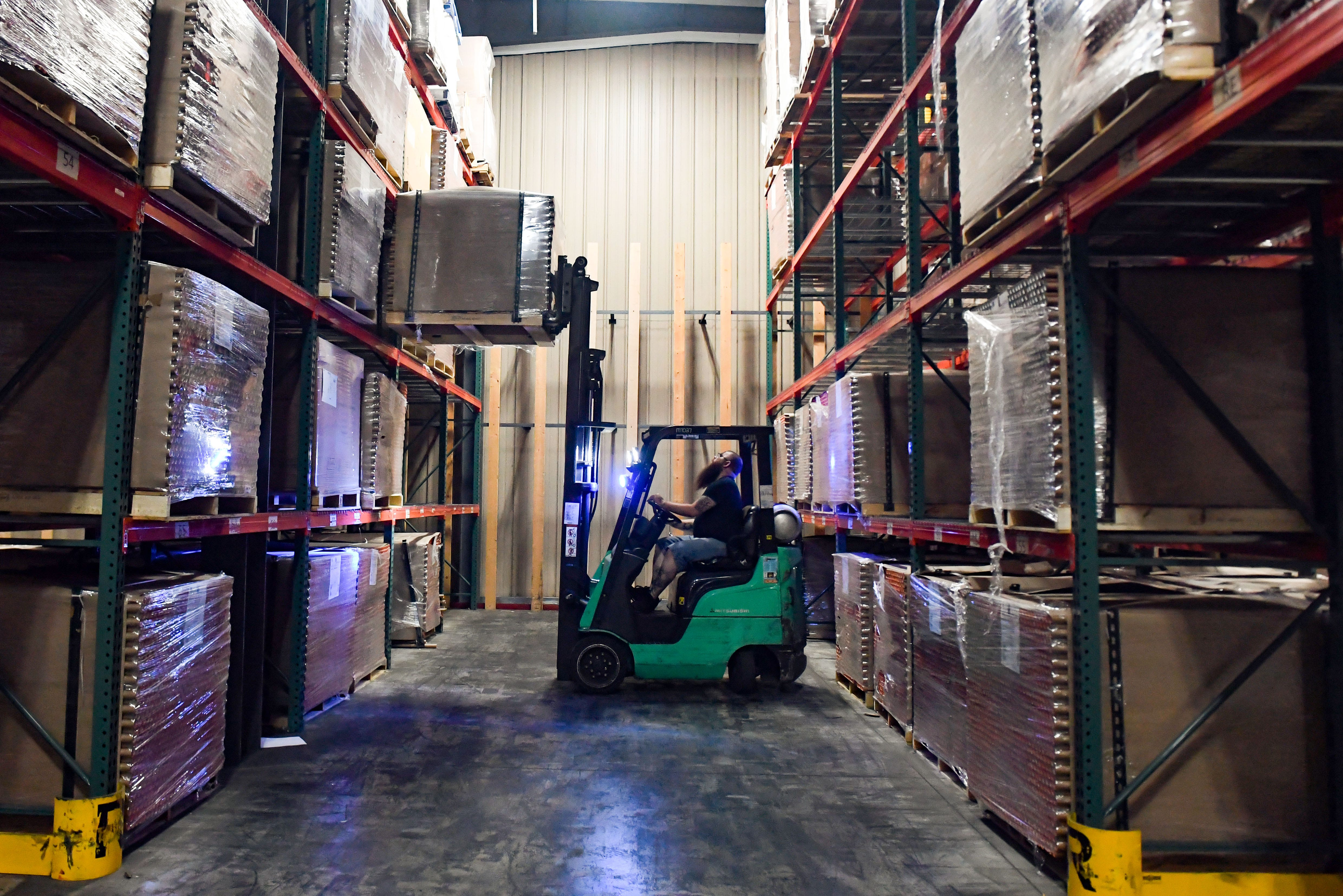 Photos: Nordica Warehouses, Inc. holds supplies for companies across the globe