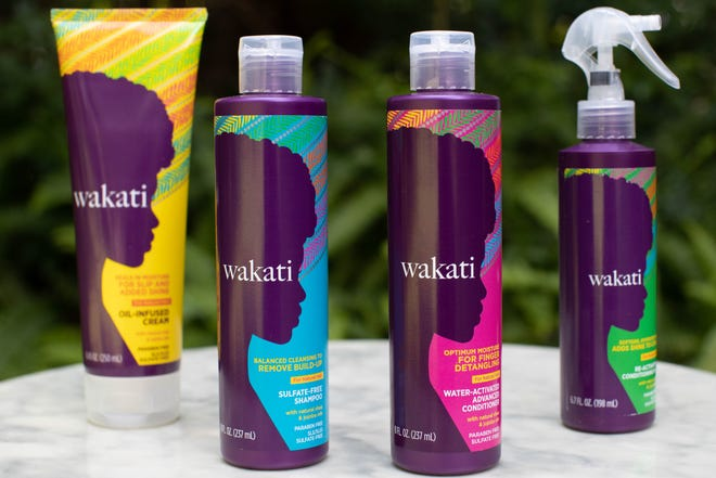 Florida A&M University business students helped design the marketing and business concept for Wakati hair products which are sold at Target, Walgreens and Walmart.com.