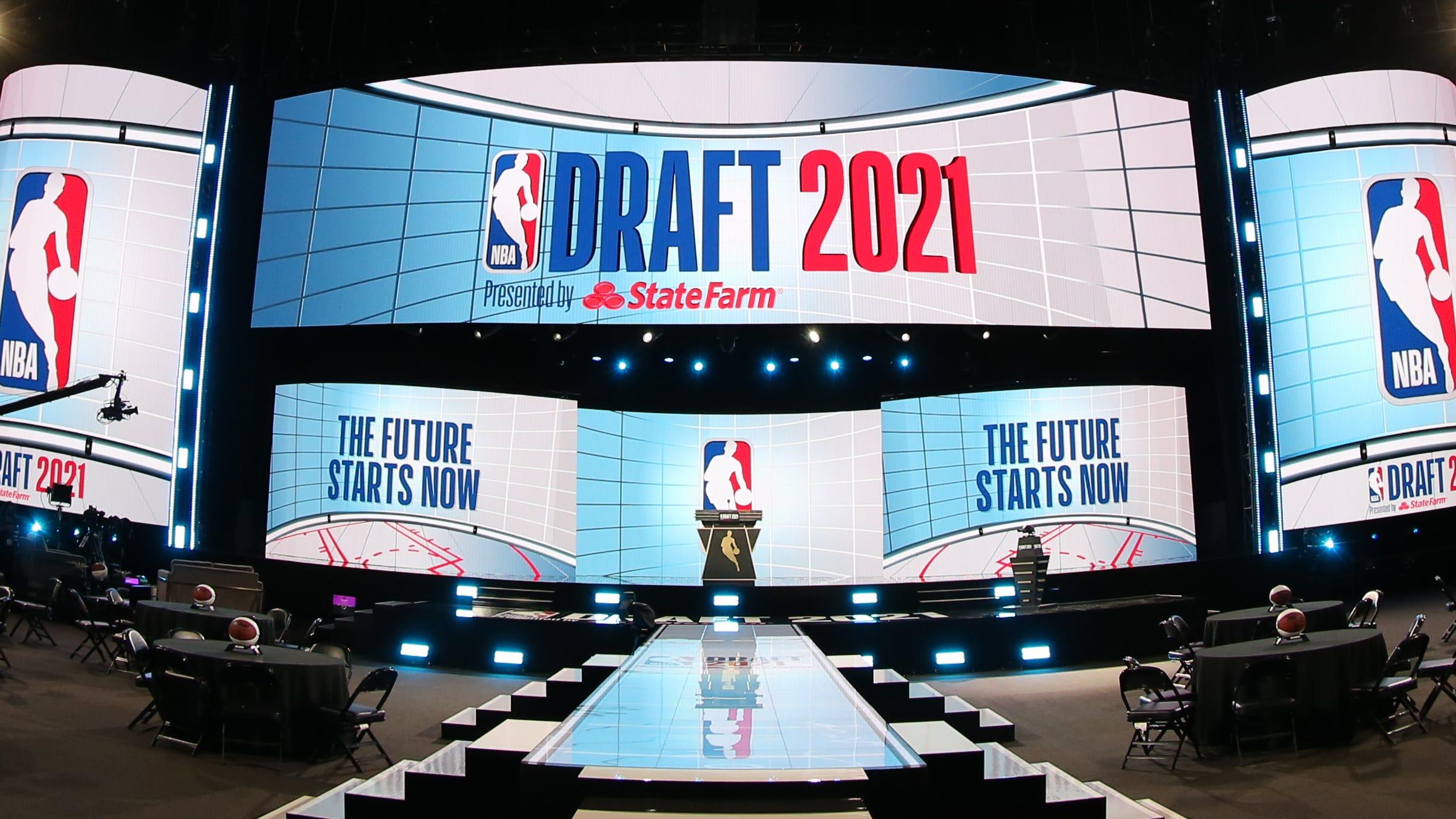2021 nba draft tracker every and