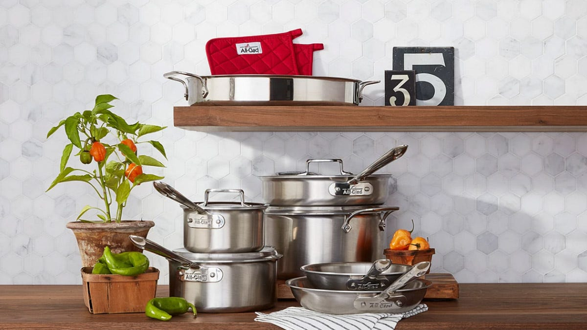 All-Clad cookware is on super-sale at Macy s right now—shop our picks