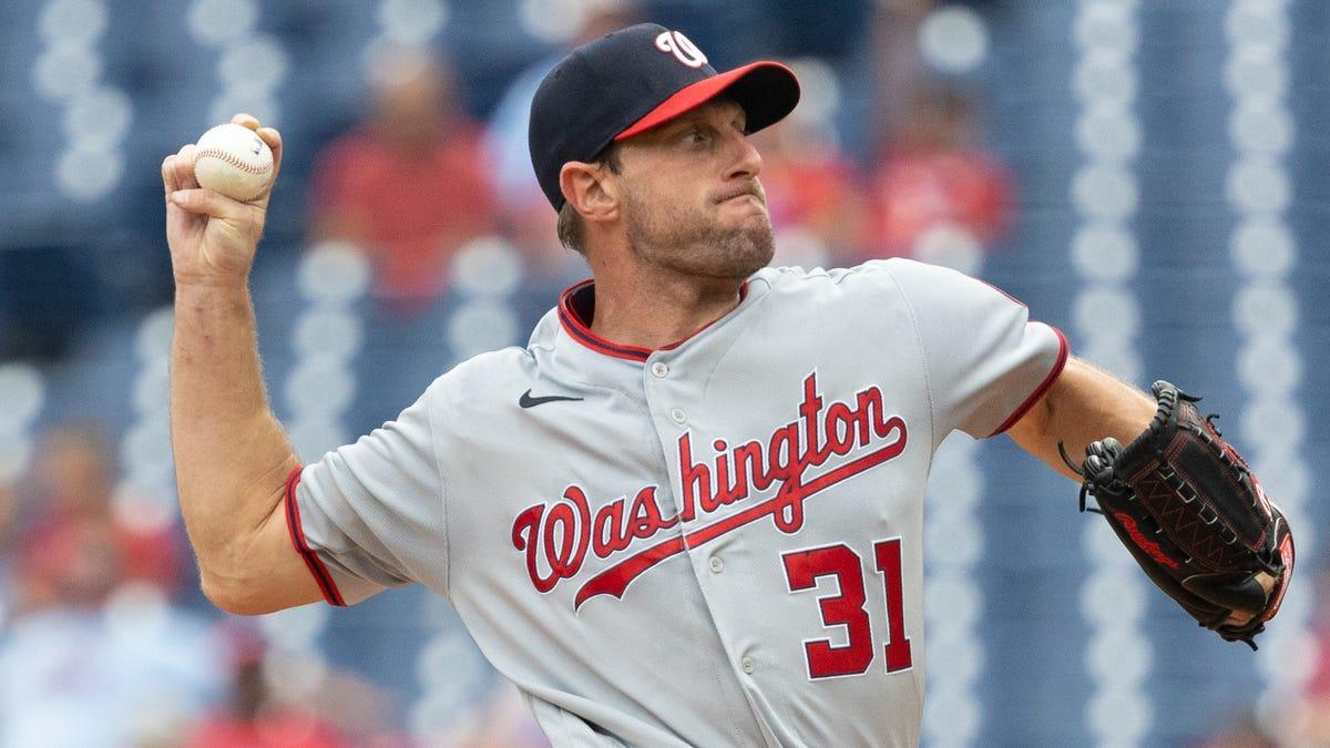 MLB trade deadline live updates, rumors: Max Scherzer dazzles in showcase outing; Blue Jays land Brad Hand